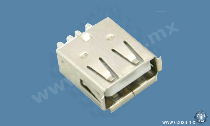 YSIA-1536K USB Socket Connector