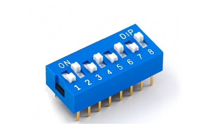 DS-08P Interruptor tipo IC
