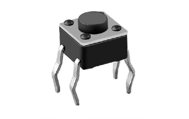 TS06-5.0-PH4P Interruptor Tecla 6x6mm Altura total 5mm
