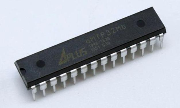 aMTP32MB IC Multi-time program voice  28 DIP