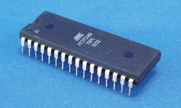 AT27C040-70PU IC Eprom 4M OTP DIP-32