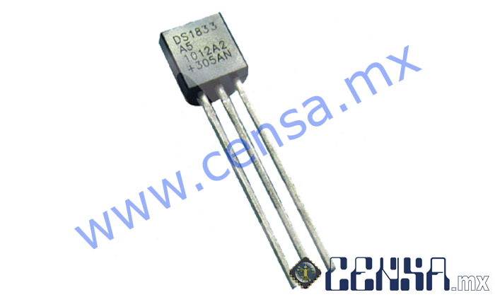 DS1833-5 IC Econoreset 5V HI act. TO92