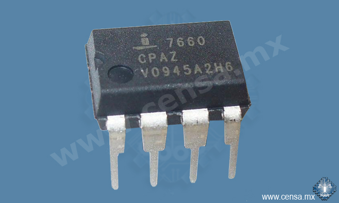 ICL7660SCPA REG SWITCHED CAP INV ADJ 8DIP