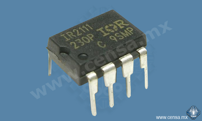 IR2111PBF IC DRIVER HALF-BRIDGE 8-DIP