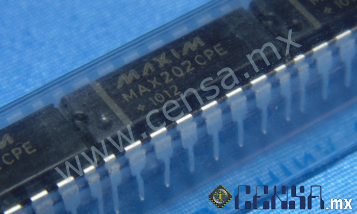 MAX202CPE IC Transceiver RS232 DIP-16
