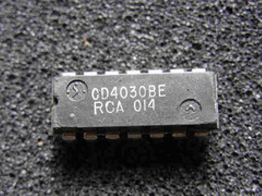 CD4030BE IC CMOS Exclusive Gate OR DIP 14