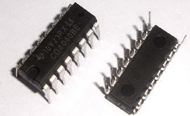 CD4040BE IC COUNT/DIVIDER 12STAGE 16-DIP