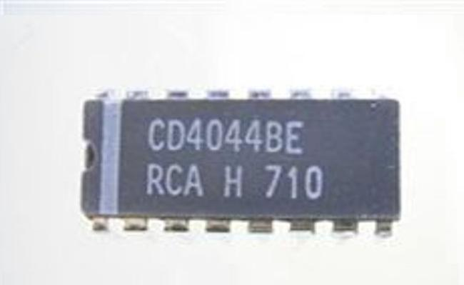 CD4044BE IC QUAD NAND R/S LATCH 16-DIP