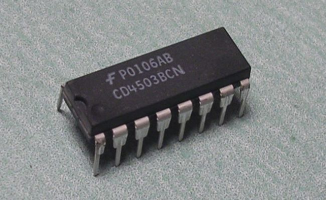 CD4503BE IC Buff TRI-ST HEX N-INV DIP-16