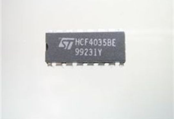 HCF4035BE IC Shift Reg 4STG PAR I/O DIP-16