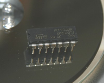 HCF4066BE IC Bilateral Switch Quad DIP-14