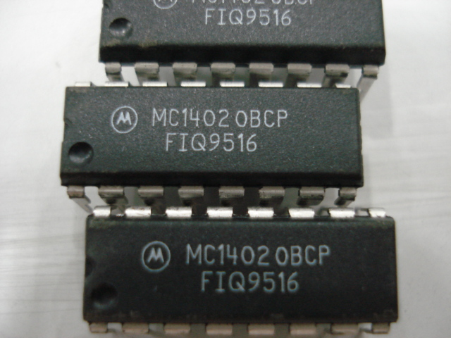 MC14020BCP IC Counter 14BIT Binary DIP-16