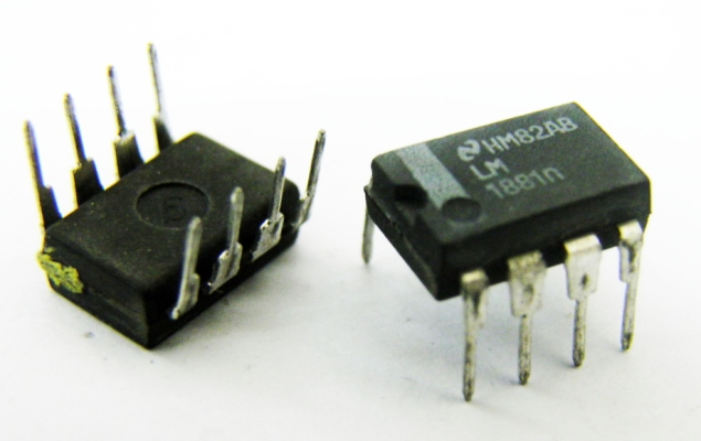LM1881N IC Video SYNC Separator DIP-8
