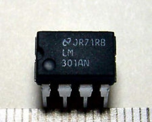 LM301AN IC OP AMP General Purpose DIP-8