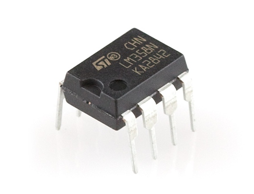 LM358AN IC Lineal Amplificador 8 DIP