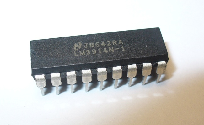 LM3914N-1 | IC Drive / Display LED