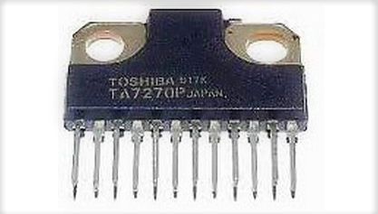 TA7270P IC Audio Power Amp 5.8W Dual