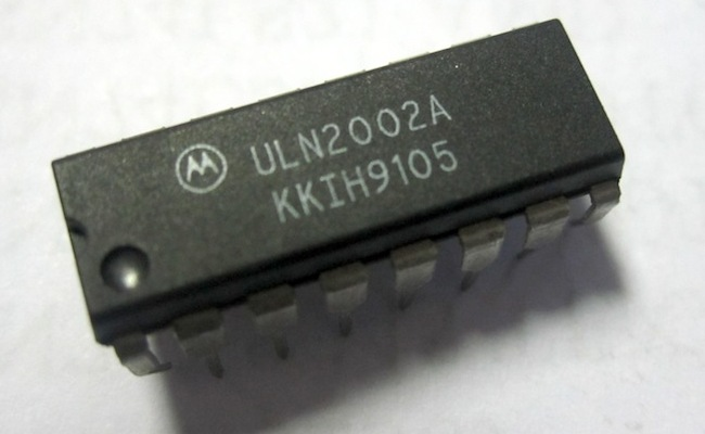 ULN2002A IC DARL ARRAY 16 DIP
