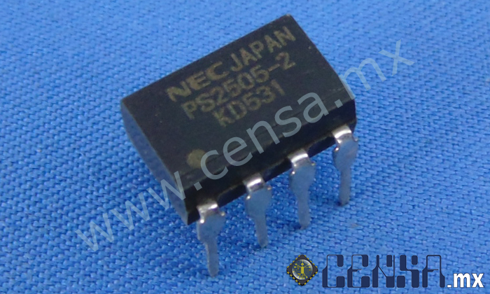 PS2505-2 IC OPTO COUPLER 2 CH DIP-8