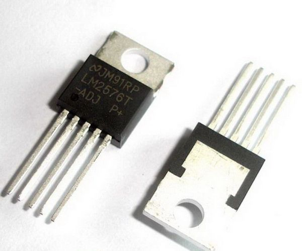 LM2576T-ADJ IC Regulador 3A TO220 5 PIN