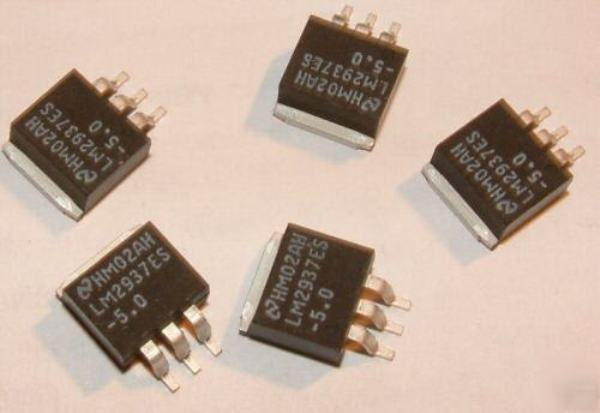 LM317S | IC Regulador Variable SMT
