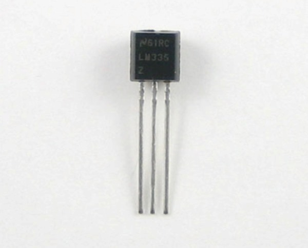 LM335Z IC Regulador Sensor de temperatura TO92