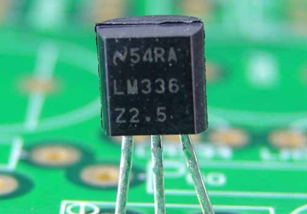 LM336Z-2.5 IC Regulador 2.5V TO92