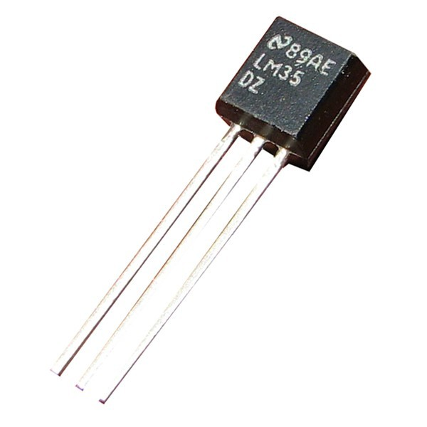 LM35DZ IC Sensor de temperatura TO92-3