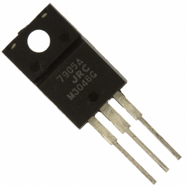 NJM7905FA IC Regulador de Voltaje TO220