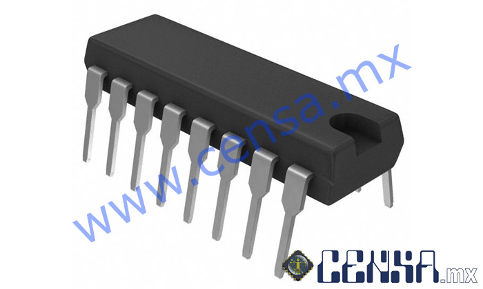 SN74HC165N IC 8-BIT SHIFT REGISTER 16-DIP