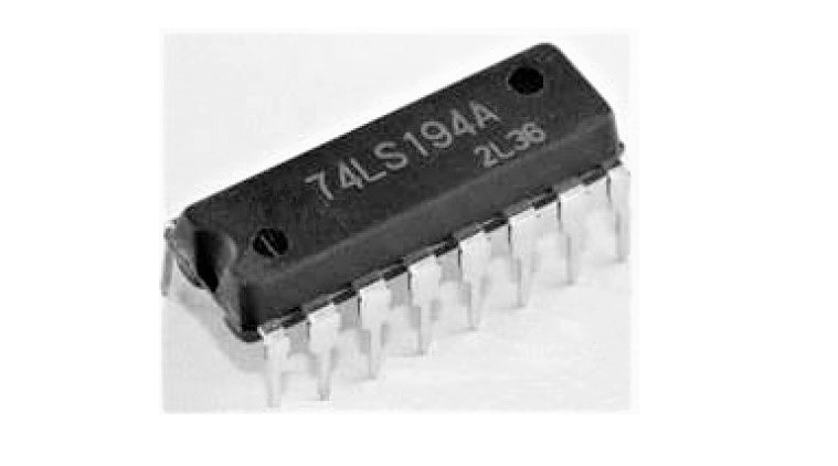 DM74LS194AN IC 4-BIT Bidirectional Universal