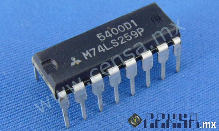 M74LS259P IC 8-Bit Addressable Latch DIP-16