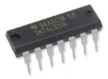 SN74HC11N IC TRIPLE 3-IN AND GATE 14-DIP