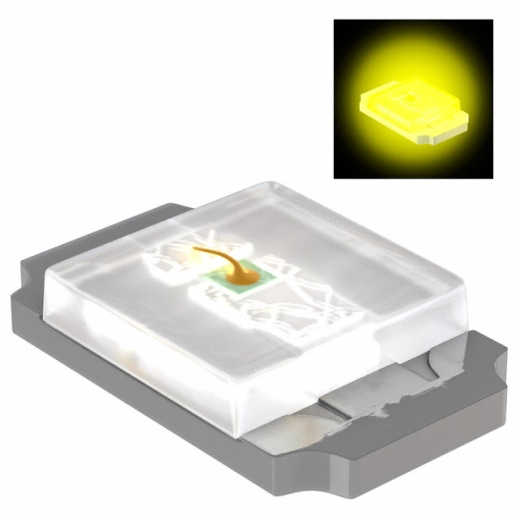 LY N971 Chip LED 1206 Amarillo Difuso