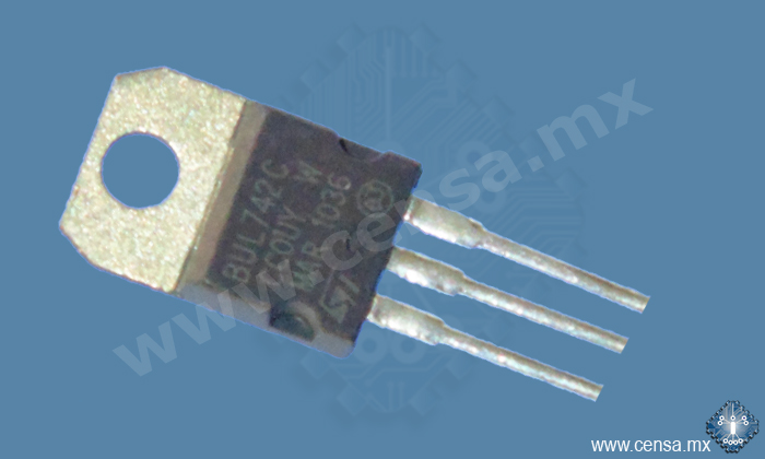 BUL742C TRANSISTOR POWER NPN TO-220