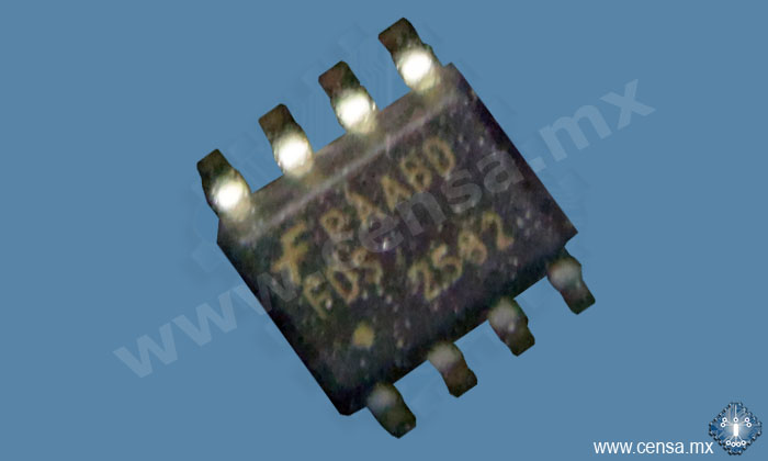 FDS2582 Transistor Mosfet N-CH 150V 4.1A 8 SOIC