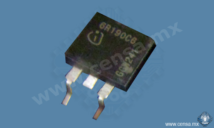 IPB60R190C6 MOSFET 600V CoolMOS C6 Power
