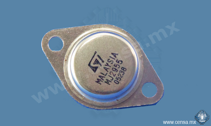 MJ2955 Transistor PWR COMPL TO-3