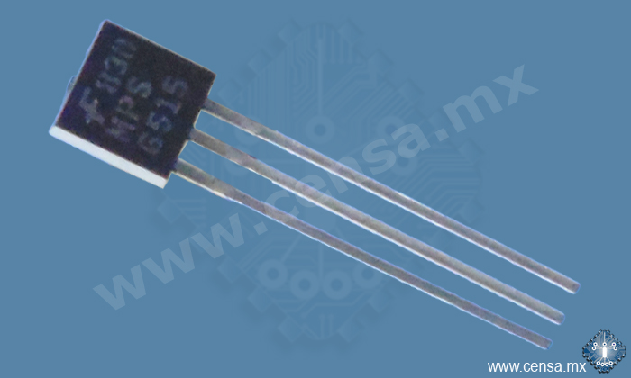 MPS6515 Transistor NPN 25V 5MA  TO-92