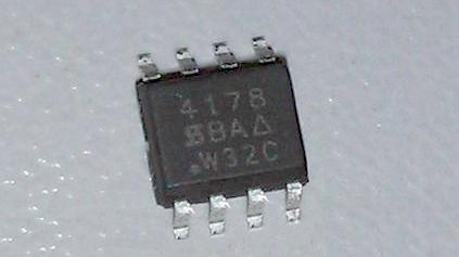 SI4178DY-T1-GE3 MOSFET N-CH 30V 12A 8-SOIC