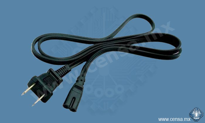 CLI-2X18-200 Cable Tomacorriente Interlock 2x18 2  mts.