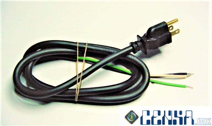 CLR-3X14-150 Cable Tomacorriente 3x14