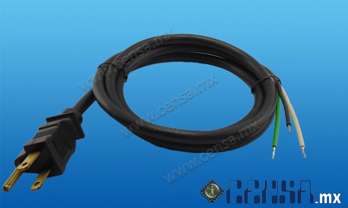 CLR-3X16-300 CABLE TOMACORRIENTE 3X16 3 MTS.