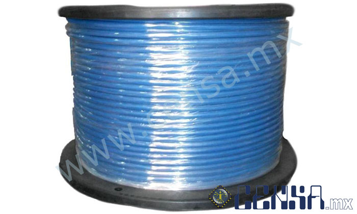 664445-15 Cable FTP Cat.5 4Px24 AWG Condumex POR ROLLO 305 MTS.