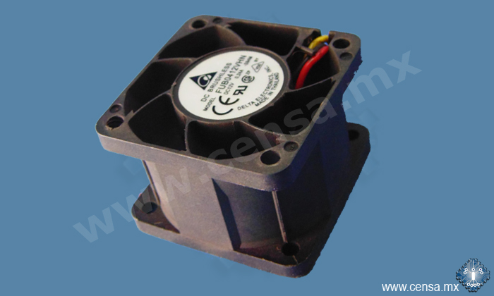 FUB0412VHN Fan 12V 0.24A Brushless 40x40x28mm