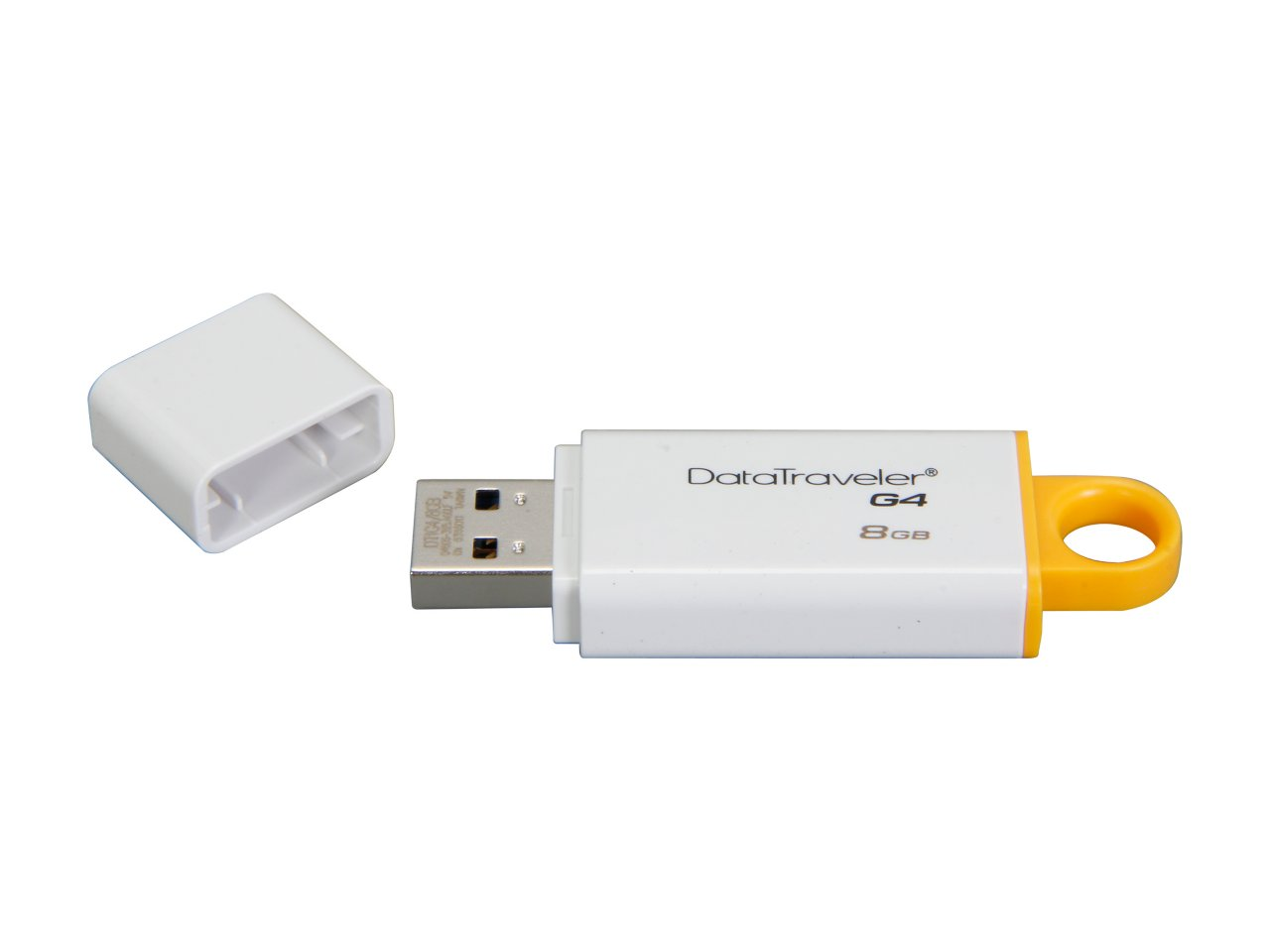 DTIG4/8GB Memoria USB 3.0 Kingston de 8 GB