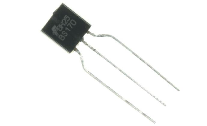 BS170_D75Z MOSFET N-CH 60V 500MA TO-92