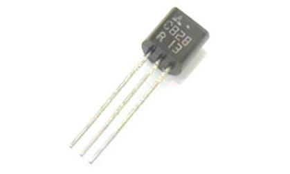 2SC828R | 2SC828  TRANSISTOR NPN AUDIO AMP TO-92