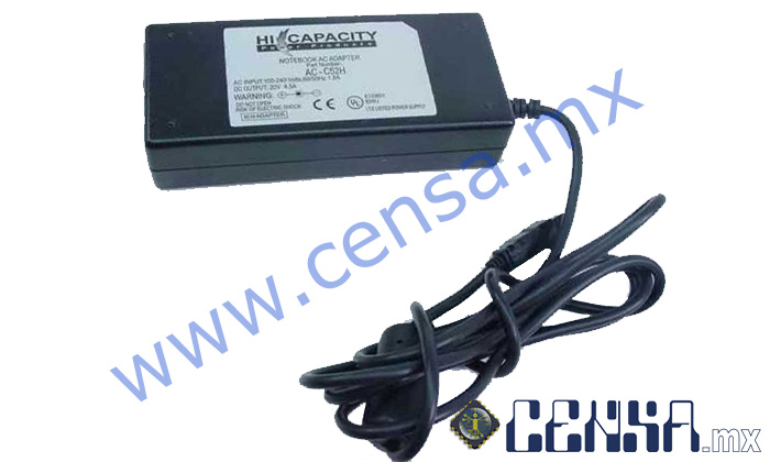 AC-C52H Adaptador de Corriente p/Notebook Dell