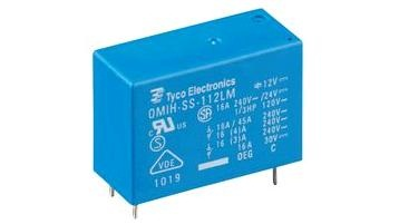 OMIT-SS-112 RELAY GEN PURPOSE SPST 10A 12V